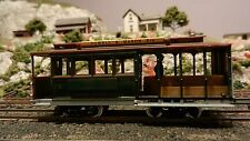 Bachmann HO San Francisco Cable Car, Exc