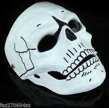 Skull Skeleton Mask Cosplay Props James Bond 007 Spectre halloween party Unisex