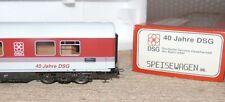 S50  DSG  ROCO Sondermodell  Restaurant Wagen hergestellt für DSG 40 Jahre