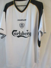Liverpool 2002-2003 CL Away Football Shirt Size Extra Large /11691