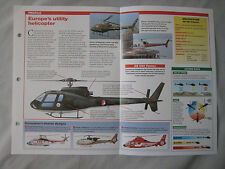 Aircraft of the World - Eurocopter AS 350/550 Ecureuil