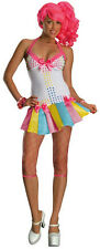 Secret Wishes Women's Candy Girl Lollipop 80s Fancy Dress Up Costume Plus Size