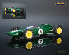 Lotus 25 Climax V8 F1 GP Holland - Dutch GP 1962 Jim Clark, Spark Model 1/18