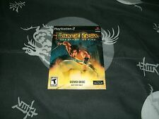 Prince of Persia Demo Disc For Sony Playstation 2 Brand New Factory Sealed