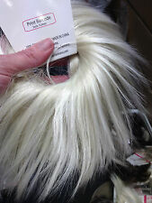 SPIKEY HAIR EXTENSION PONY CURLY UP DO TOP DOWN DO SWEDISH BLONDE