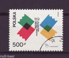 Polen Nr. 3229  gest.  Briefmarkenausstellung              -2
