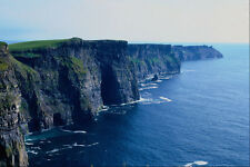 671056 Cliffs Of Moher County Clare Ireland A4 Photo Print