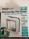 Sureflap Microchip Pet door Small Dog Cat Posted Today 1stCLASS if PaidBefore3pm