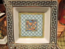 VERSACE RUSSIAN DREAM TRAY PLATE DISH CHRISTMAS SALE NEW RETIRED 150$ SALE