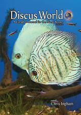 Discus World Book Latest New 2nd Edition Tropical Aquarium Fish Breeding Advice.
