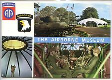 CP 50 Manche - Musée de Sainte-Mère-Eglise - Airborn Museum - Multivues