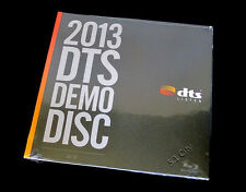 New DTS HD-MA 5.1,7.1&11.1 Demo#17 Genuine Blu Ray Disc CES 2013(Very Rare&Best)
