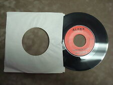 AL DEXTER & HIS TROOPERS- MOVE OVER ROVER/ HONEYMOON WALTZ   45 RPM