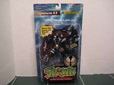 Mcfarlane Spawn II Figure New Costume with Wing Like Cape Ultra Action Figure