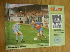 20/01/1996 Aldershot Town v Abingdon Town  . Thanks for viewing our item, if thi
