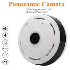 360° HD 960P Fish eye Security Camera P2P WiFi IP Network Cam Night Vision UK