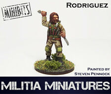 28mm Modern Wargames / Roleplaying - Militia Miniatures - Rodriguez