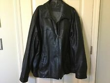 Men's Kenneth Cole Reaction Leather Jacket - XL - Reduced
