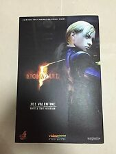 Hot Toys VGM 13 Resident Evil Bio Hazard Jill Valentine (Battle Suit Ver) NEW