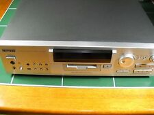 KENWOOD MD-2070 Minidisc Player ~ Good Condition and Plays ~ No Remote