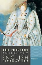 The Norton Anthology of English Literature (Ninth Edition)  (Vol. 1), Abrams, M.