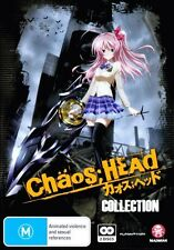 Chaos: Head Collection = NEW DVD R4
