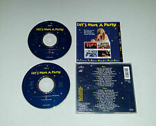 2cds Let 's Have A Party Thomas aprogrammi 32. tracks 1992 03/16