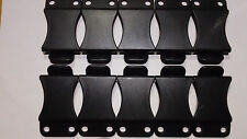 """10 Kydex Holster 1.5"""" Belt Clips"""