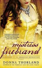 Mistress Firebrand: Renegades of the American Revolution-ExLibrary