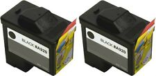 2 PACK For Dell Series 1 Black T0529 Ink Cartridges for A920 All-in-One Printer
