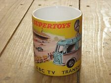 Dinky Supertoys ABC TV Transmitter Van Advert MUG