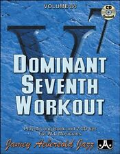 Dominant Seventh Workout (Audio CD) Aebersold, Jamey