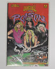 Revolutionary Comics: Rock 'N' Roll #15 POISON First Printing September 1990