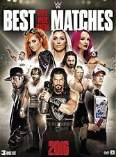 Wwe: Best Ppv Matches Of 2016 DVD