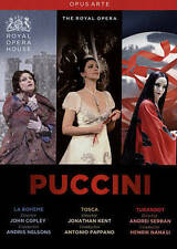 The Puccini Opera Collection, New DVDs