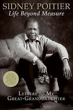 Life Beyond Measure: Letters to My Great-Granddaughter, Sidney Poitier, 00614961