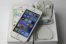 Apple iPhone 5s - 16GB Silver (Unlocked) GOOD CONDITION, WORKS *GRADE B*