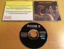 Doom II 2 add-ons enorme colección de más de 1500 niveles adicionales para PC Pack de expansión