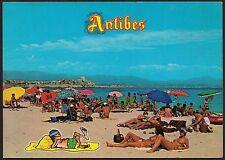 AD3958 France - Antibes - La vieille et la plage de la Salis - Animé