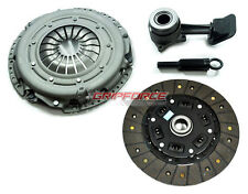 GF HD CLUTCH KIT+SLAVE CYL 2000-2004 FORD FOCUS S2 SE ZTS ZTW ZX3 ZX5 2.0L DOHC