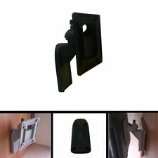 Caravan Motorhome Camper Pivoting TV Bracket & Wall Mount Black 8083050