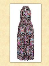 CITY CHIC BNWT DRESS MAXI FOLKLORE SIZE S/16 $99.95