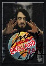 Jonathan Meese, K.U.N.S.T ist Weltherrschaft original signiert/signed !!!