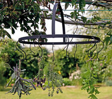 Herb Drier - Handmade in the UK by Homestead and Garden using Mild Steel.
