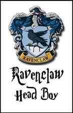 Ravenclaw Emblem Hogwarts School Head Boy Harry Potter Novelty Fridge Magnet