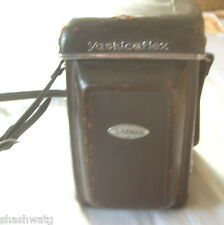 ORIGINAL CASE YASHICA 635+35mm ATTACHMENT YASHIKOR LENS SOUGHT AFTER JAPAN TLR