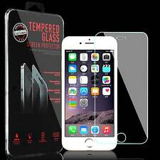 Display Panzer Glas Folie f. Apple iPhone 6 6S Schutzfolie Screen Protector klar