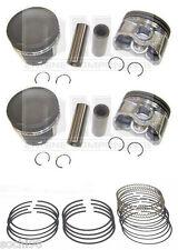 Mazda 3 CX-7 2.3 Turbo - Piston & Ring Set 06-09
