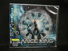 LANCE KING A Moment In Chiros + 1 JAPAN CD Balance Of Power Queensryche C.Maximu