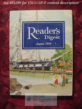 Readers Digest August 1958 Robert Littell Van Cliburn SAC Don Wharton Murray